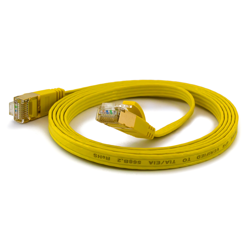 Extraflat FTP Patchcords