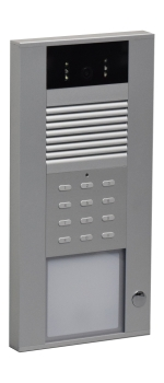 MONOLITH B IP Doorphone 1 Button with Keypad and Camera