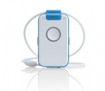 wX32 DECT Emergency Call Pendant – blue
