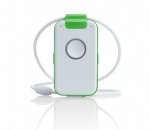 wX32 DECT Emergency Call Pendant – green